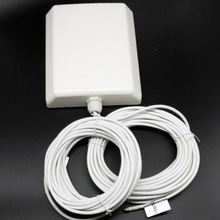 Komplett LTE/4G lösning till router - MIMO-Panelantenn