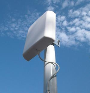 Antenna ANT8, Panel, 8 dbi, 790-2700 MHz, outdoor P67